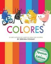 Colores: (Colors)