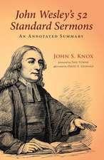John Wesley's 52 Standard Sermons