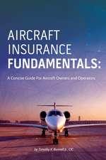 Aircraft Insurance Fundamentals