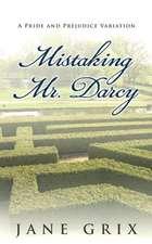 Mistaking Mr. Darcy