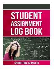 Student Assignment Log Book