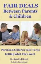 Fair Deals Between Parents & Children