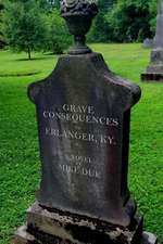 Grave Consequences in Erlanger, KY.