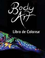 Body Art Libro de Colorear