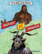 Bigfoot vs. Krampus