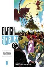 Black Science Premiere Hardcover Volume 2
