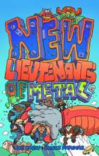 New Lieutenants of Metal Volume 1