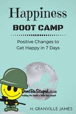 Happiness Boot Camp