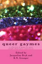 Queer Gaymes