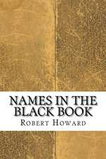 Names in the Black Book