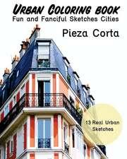 Urban Coloring Book