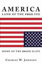 America, Land of the Fee and the Home of the Slave