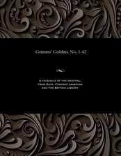 Grimms' Goblins. No. 1-42