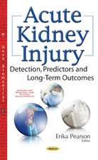 Acute Kidney Injury: Detection, Predictors & Long-Term Outcomes