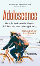 Adolescence: Bicycle & Helmet Use of Adolescents & Young Adults
