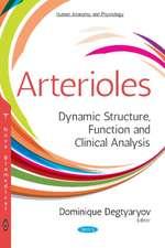 Arterioles