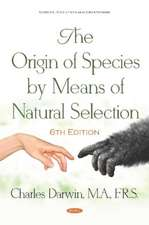 Darwin, C: Origin of Species by Means of Natural Selection
