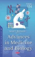Advances in Medicine and Biology. Volume 154