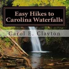 Easy Hikes to Carolina Waterfalls
