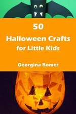 50 Halloween Crafts for Little Kids