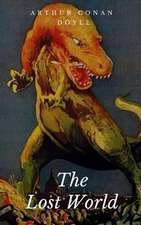 The Lost World (Illustrated)