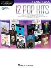 12 Pop Hits: Tenor Sax
