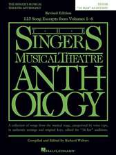 The Singer's Musical Theatre Anthology: Tenor - 16-Bar Audition (Replaces 00230041)