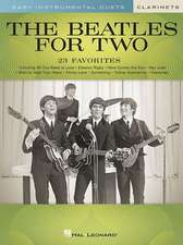 The Beatles for Two Clarinets: Easy Instrumental Duets