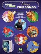 Disney Fun Songs: E-Z Play Today Volume 136