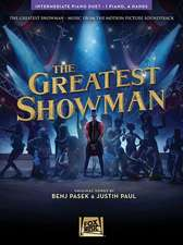 The Greatest Showman: 1 Piano, 4 Hands