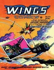 Wings Comics #72