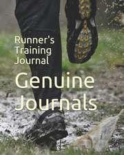 Runner's Training Journal