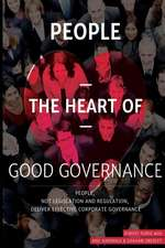 People - The Heart of Good Governance