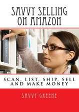 Savvy Selling on Amazon