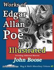 Works of Edgar Allan Poe Illustrated