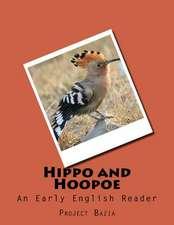 Hippo and Hoopoe