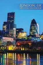 London, UK Meeting Notebook