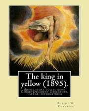 The King in Yellow (1895). by