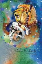 Lion & Lamb Blank Book IV