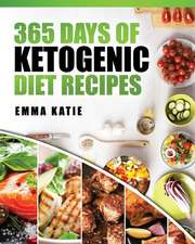 365 Days of Ketogenic Diet Recipes
