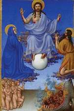 """""""The Last Judgement"""" by the Limbourg Brothers"""