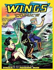 Wings Comics # 69