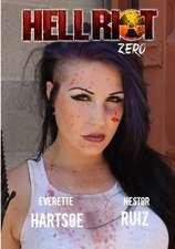 Everette Hartsoe's Hell Riot Zero Comic Cover B