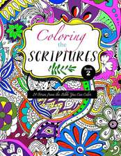 Color the Scriptures - Book 2