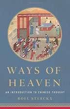 Ways of Heaven