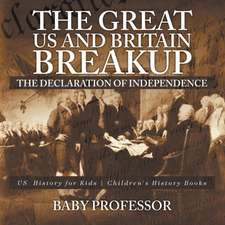 The Great US and Britain Breakup