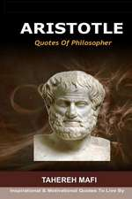Quotes of Philosopher Aristotle