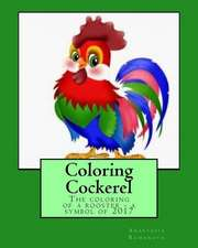 Coloring Cockerel