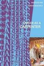 Career as a Carpenter
