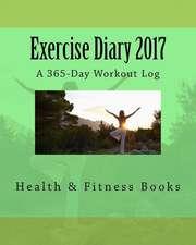Exercise Diary 2017